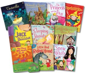 Traditional Tale Book Pack