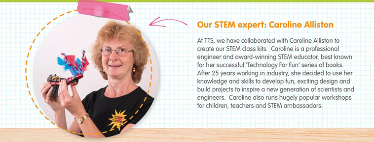 STEM Expert Caroline Alliston