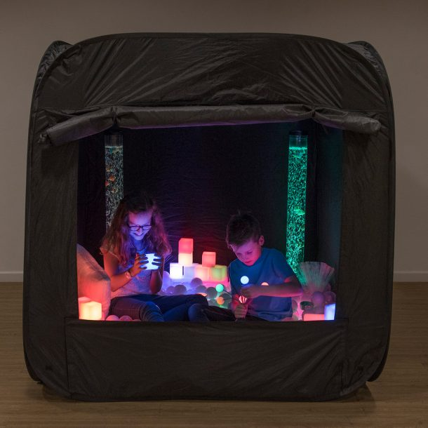 Pop-Up Sensory Space